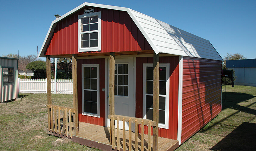 Custom Built Cabins, Cottages & Tiny Houses For Sale | Morgan