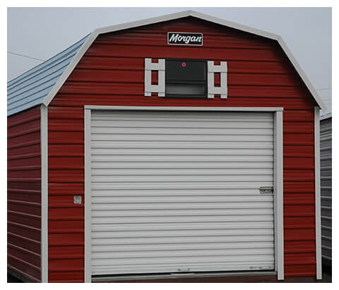 Whether you need space for file storage hobbies inventory equipment or just reclaiming your garage there is no better choice than a Morgan building. & Backyard Storage - Guard Houses - ManCamps u0026 More | Morgan Buildings